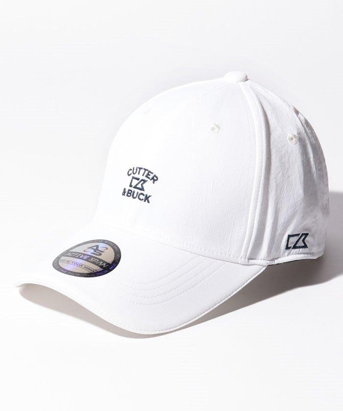 (CUTTER&BUCK/カッターアンドバック)クーリングキャップ/メンズ ホワイト系