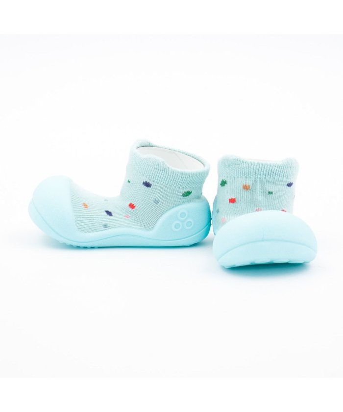 (FOOT PLACE/フットプレイス)アティパス Attipas ベビー 靴下 シューズ プレゼント ギフト AP−2700/キッズ ブラウン