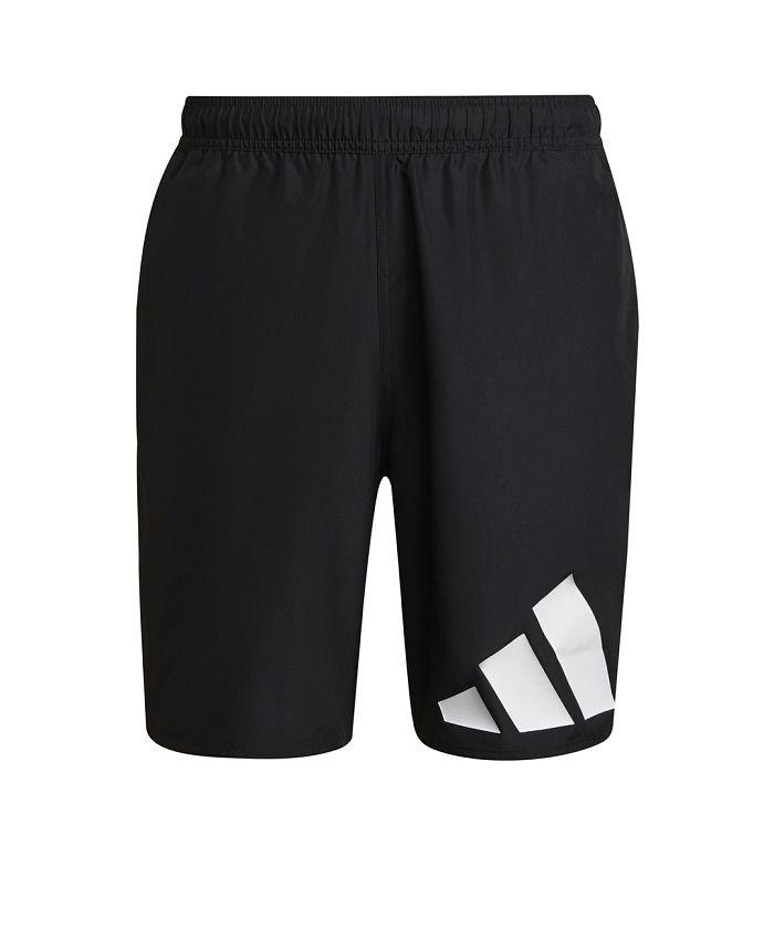 (adidas/アディダス)クラシックレングス ロゴ スイムショーツ/メンズ ブラック