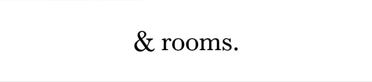 &room.(アンド ルームス)