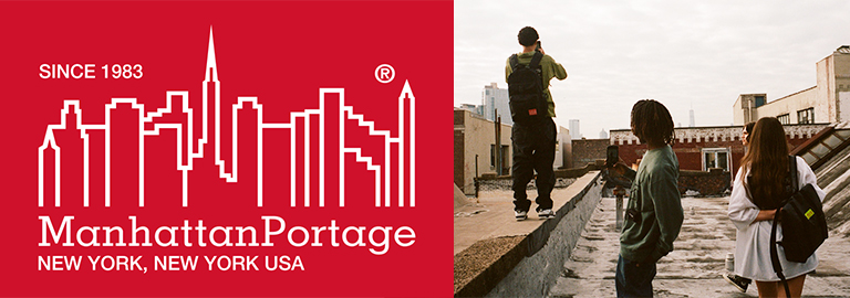 Manhattan Portage (マンハッタン ポーテージ)