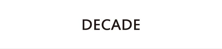 DECADE(ディケイド)
