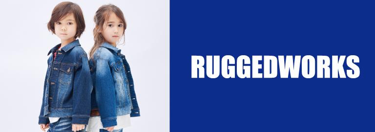 RUGGEDWORKS(ラゲッドワークス)