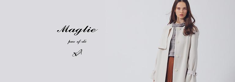 Maglie par ef-de(マーリエ パー エフデ )