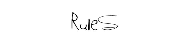 Rules(ルールス)