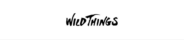 WILDTHINGS(ワイルドシングス)