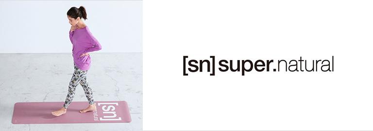 super.natural(スーパーナチュラル)