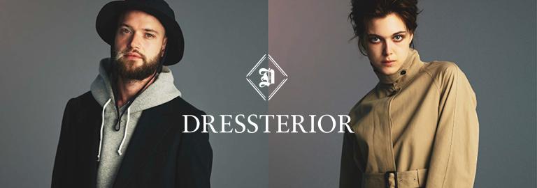 DRESSTERIOR(ドレステリア)