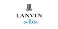 LANVIN en Bleu セール