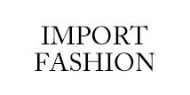 インポートファッション