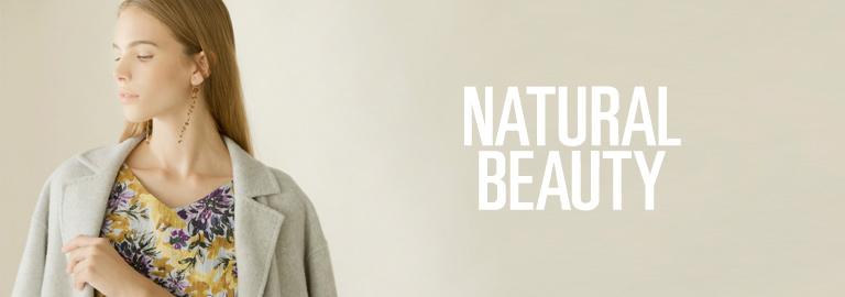 NATURAL BEAUTY(ナチュラル ビューティー)
