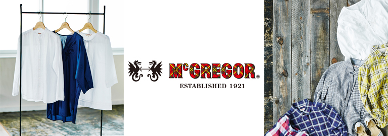 McGREGOR(マックレガー)