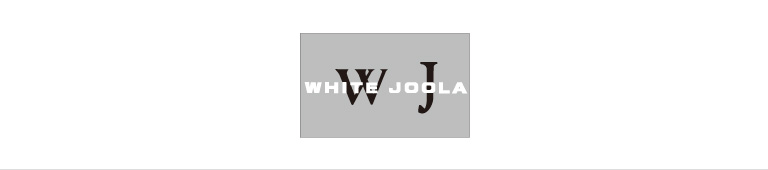 WHITE JOOLA(ホワイトジョーラ)