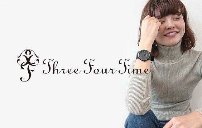 Three Four Time