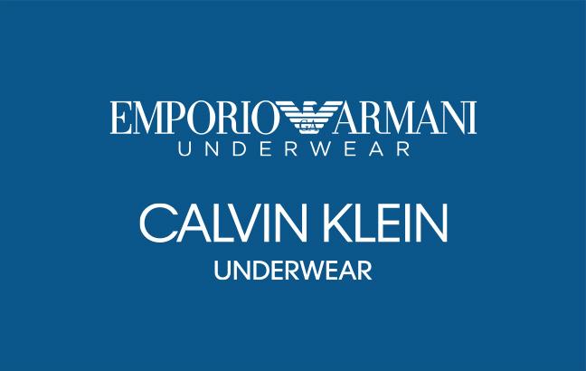 EMPORIO ARMANI/Calvin Klein